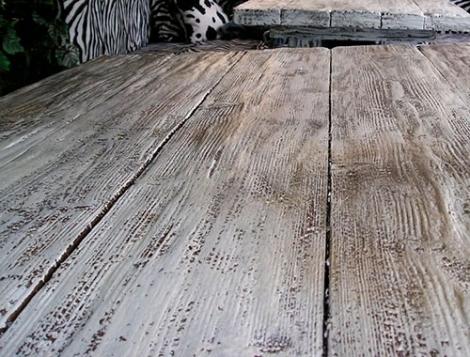Браширование (состаривание) древесины
